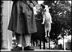 Elliott Erwitt/Magnum Photos. FRANCE. Paris. 1989.