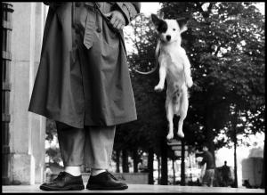 Elliott Erwitt/Magnum Photos. FRANCE. Paris. 1989.