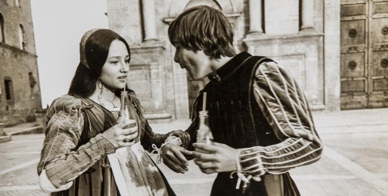 """Una mostra per celebrare il """"Romeo & Giulietta"""" di Zeffirelli"""