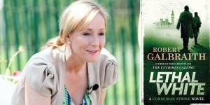 Uscirà a settembre il nuovo libro di Robert Galbraith, alias J.K. Rowling