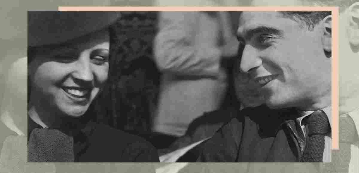 Robert Capa e Gerda Taro, l'amore al tempo della guerra