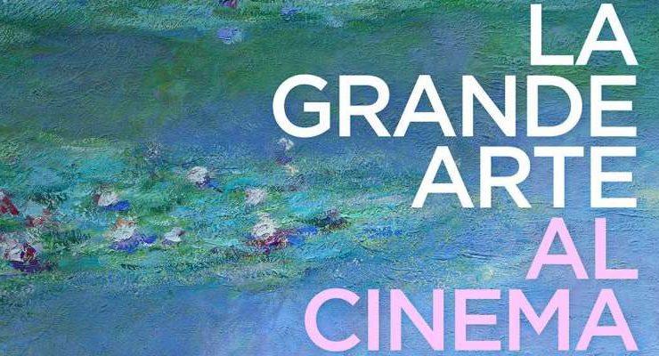 La grande arte torna al cinema con Dalì, Klimt e Monet