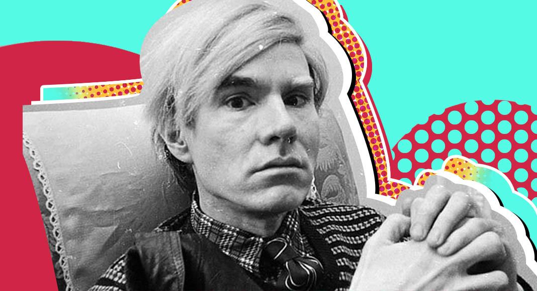 Andy Warhol, il re indiscusso della Pop art