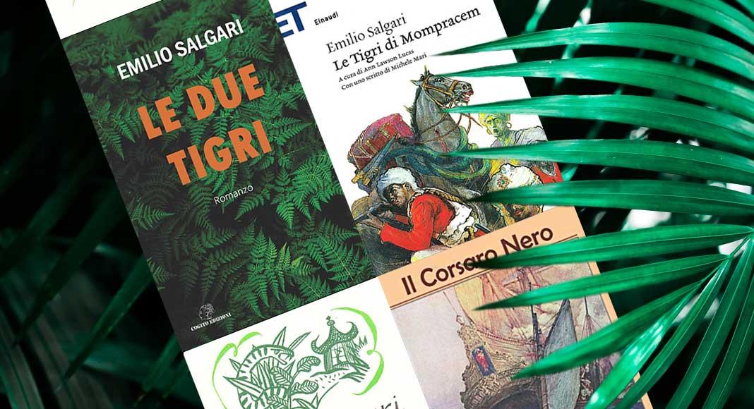 Emilio Salgari, gli incipit dei suoi libri più celebri