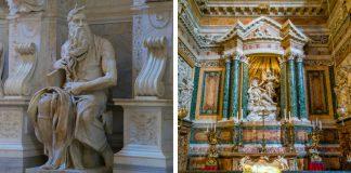 10 capolavori dell'arte da vedere a Roma