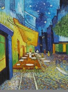 Terrazza del caffè la sera, Place du Forum, Arles - Vincent van Gogh