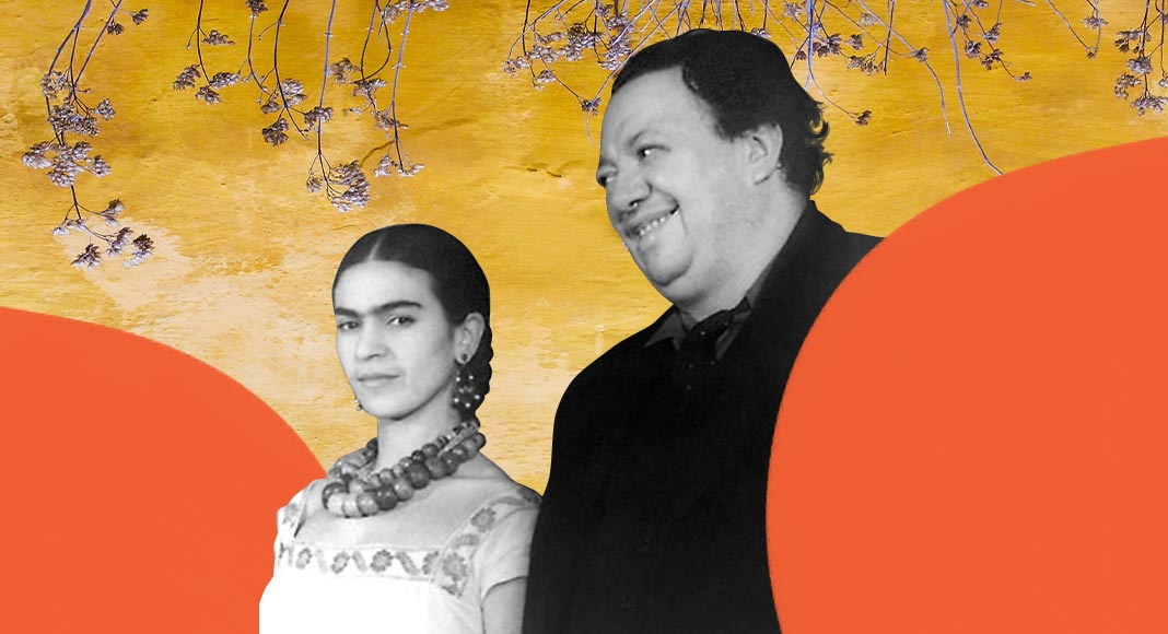 Frida Kahlo E Diego Rivera Storia Di Un Amore Folle