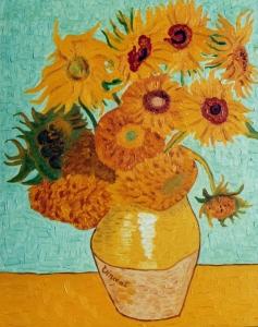 I girasoli - Vincent van Gogh