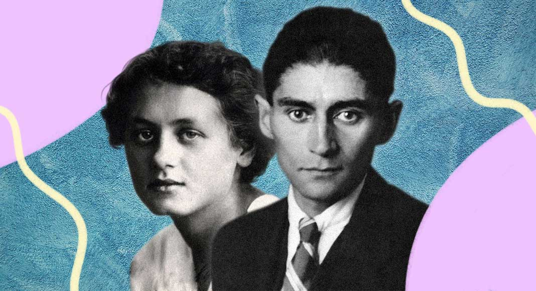 La lettera d'amore di Franz Kafka a Milena Jesenskà