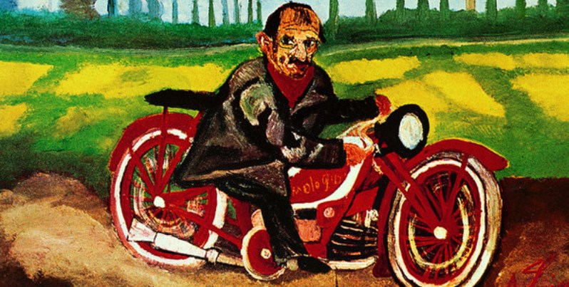 Il mito della motocicletta in mostra a Torino