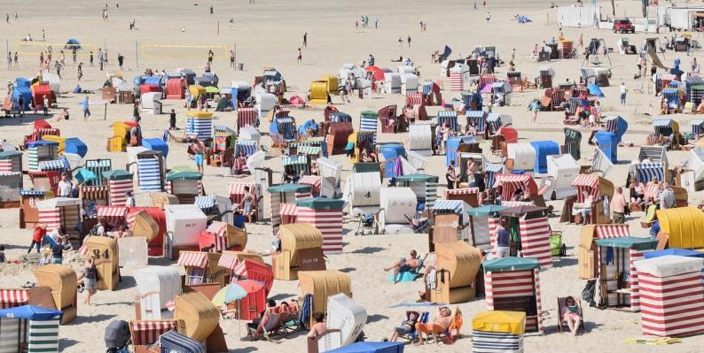 Spiagge al limite - Racconto di Elisabetta Bignami