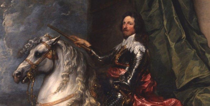 L'arte di corte di Antoon Van Dyck in mostra a Torino