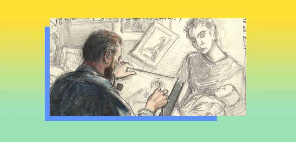 "Van Gogh e l'amore difficile per Sien, la ""donna sola"""