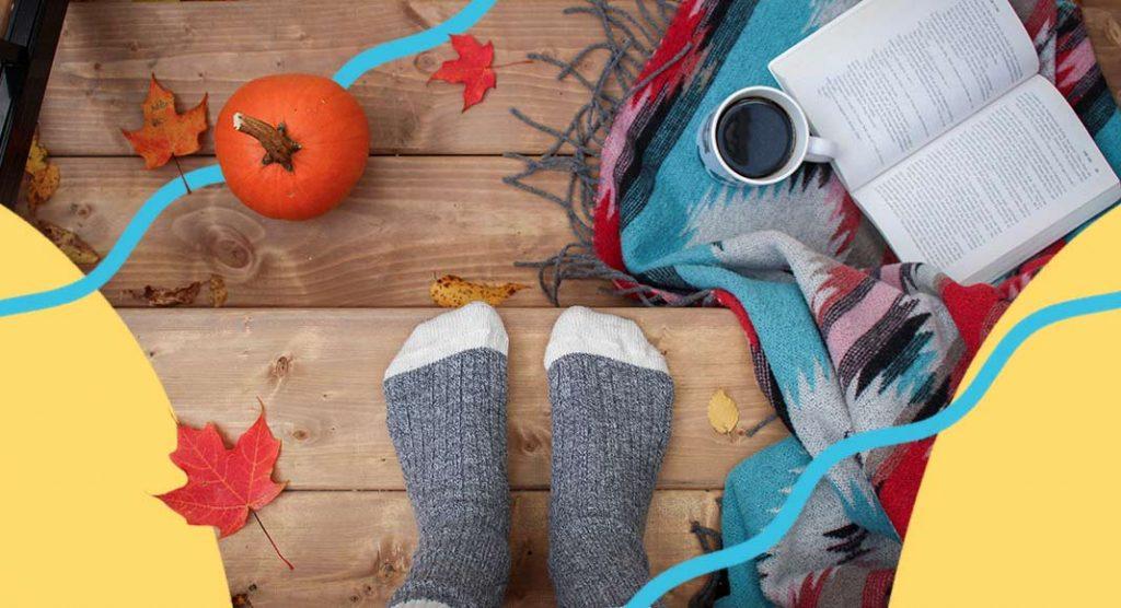 6 motivi per cui l'autunno è la stagione degli amanti dei libri