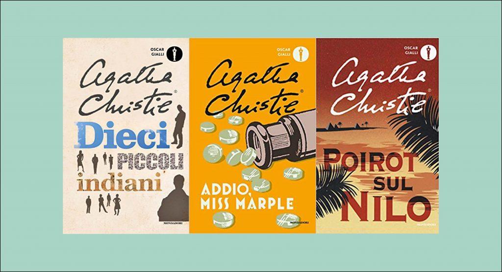 5 libri piu belli agatha christie