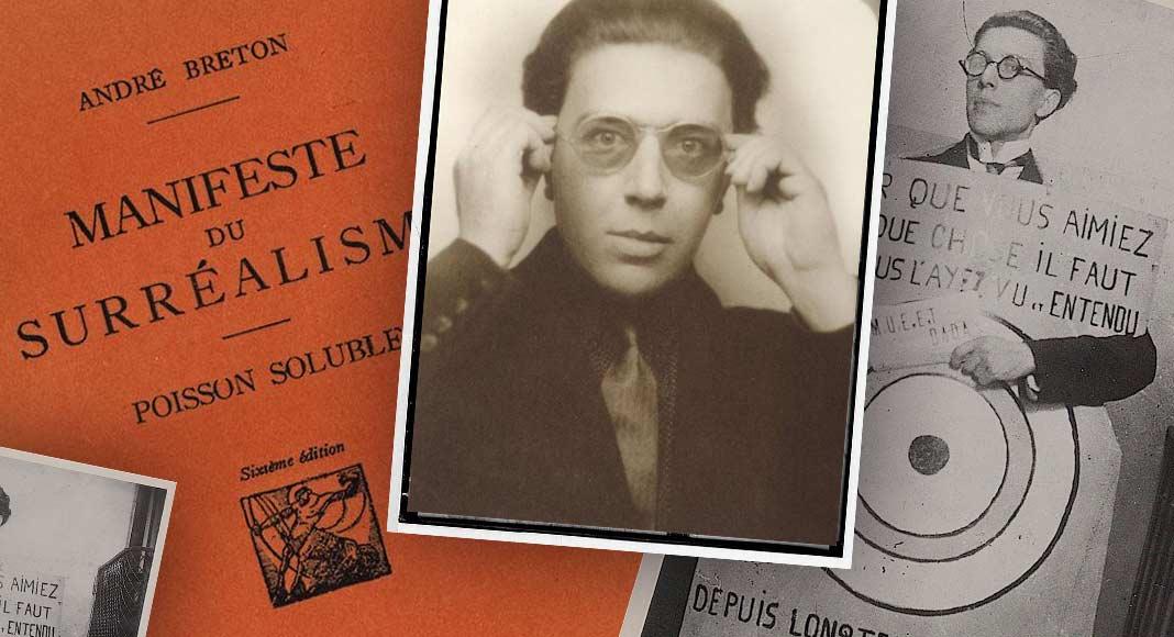 André Breton, il padre del Surrealismo