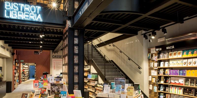 Apre a Brera la nuova libreria-bistrot Feltrinelli Red