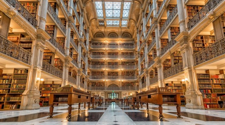 biblioteche famose