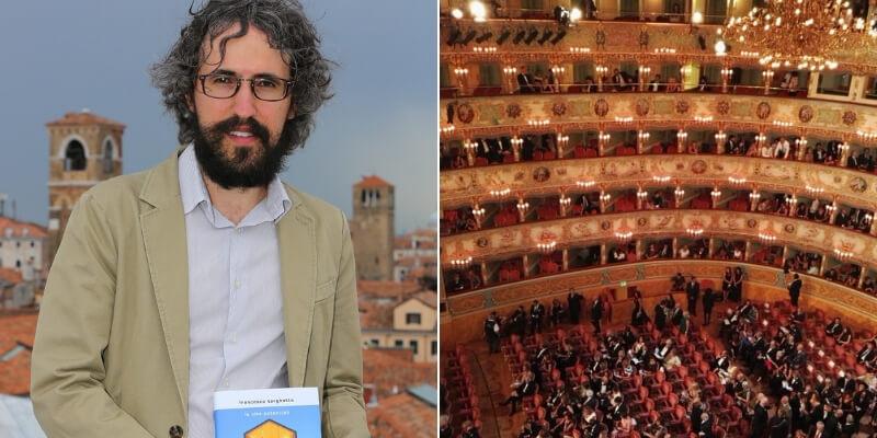"""Francesco Targhetta, """"Solo insegnanti che leggono possono trasmettere passione per i libri"""""""