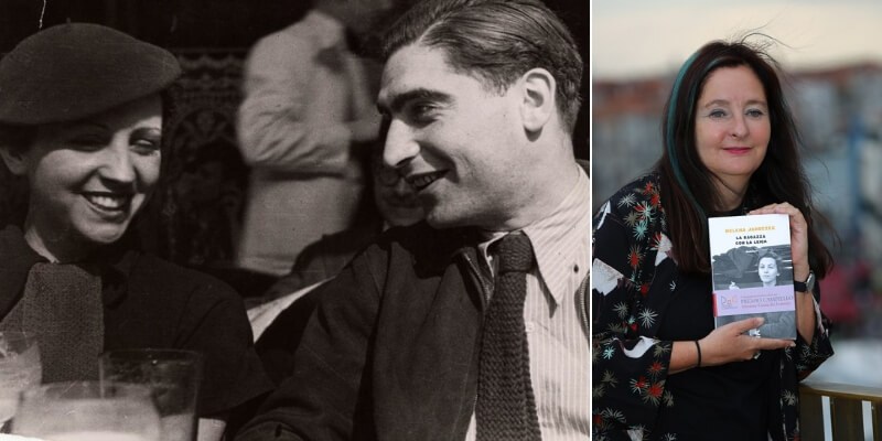 "Gerda Taro e Robert Capa, ""due cuori allegri"" visti dal Premio Strega Helena Janeczek"