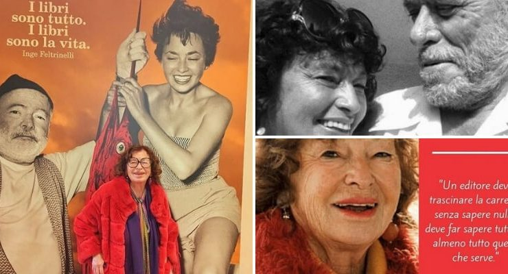 Morte Inge Feltrinelli, il ricordo sui social