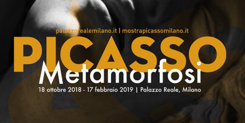 Le metamofosi di Picasso arrivano a Milano