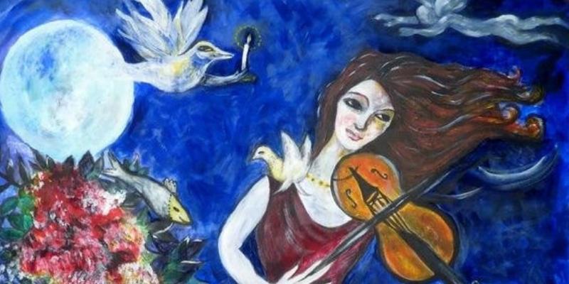 Mantova ospita la mostra su Marc Chagall