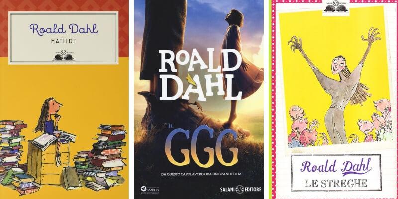 Roald Dahl, le frasi più belle tratte dai suoi libri