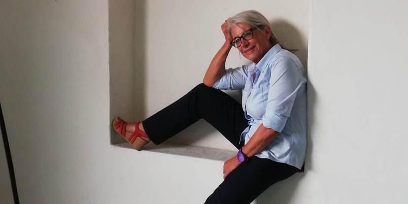"""Sandra Petrignani, """"Il mondo dell'editoria ha ancora pregiudizi sulle donne"""""""
