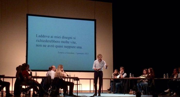 La nuova maturità ed il primo giorno di scuola degli studenti di Alessandro D'Avenia