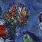Il mondo elegante e utopistico di Marc Chagall arriva ad Asti
