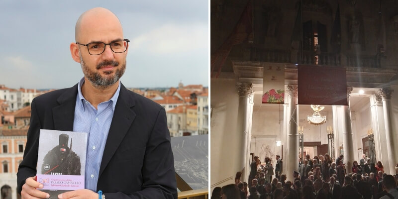 """Davide Orecchio, """"Raccontare la storia con la voce delle persone comuni è più interessante"""""""