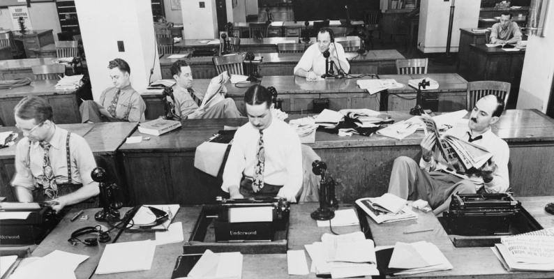 Le dieci domande da non fare a un giornalista