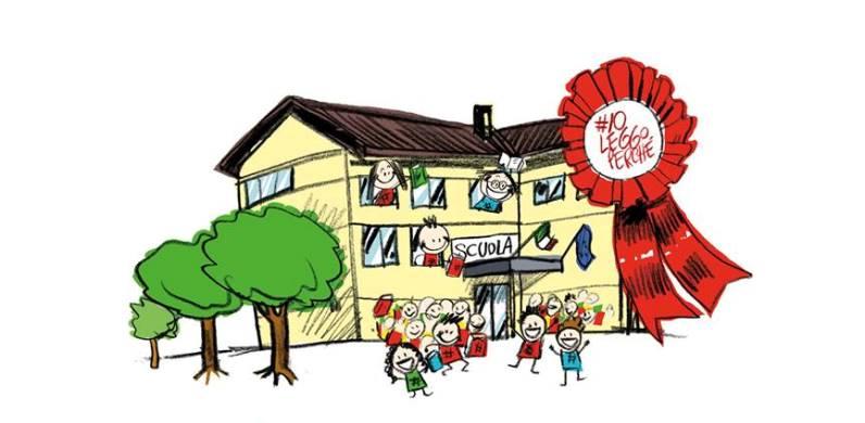 Oltre 5mila scuole già iscritte a #ioleggoperché