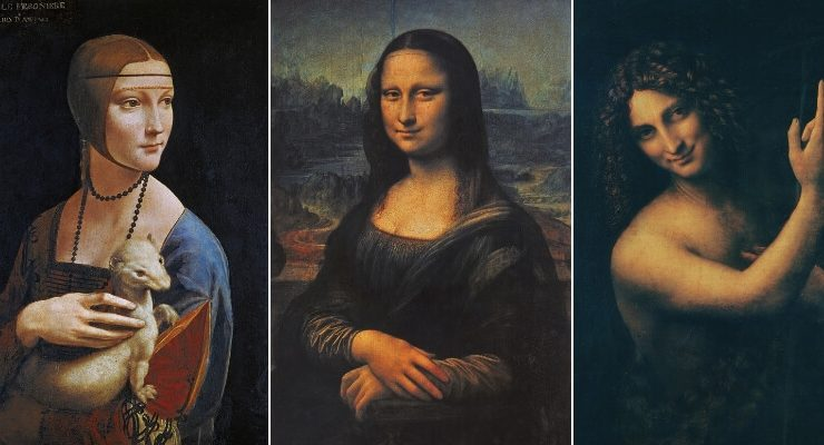 Tutti i capolavori di Leonardo Da Vinci in mostra a Cuneo