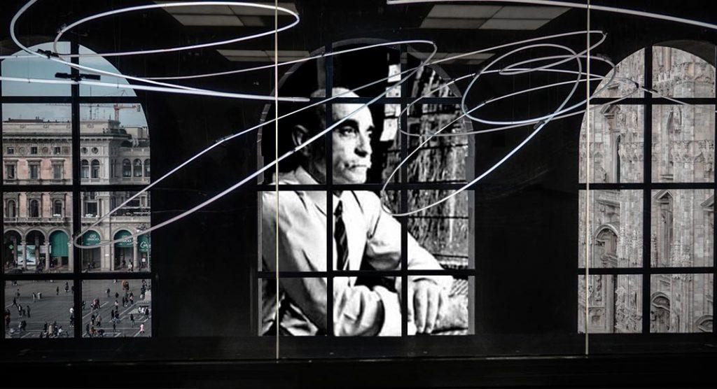 Lucio Fontana, lo spazialismo e la dimensione infinita