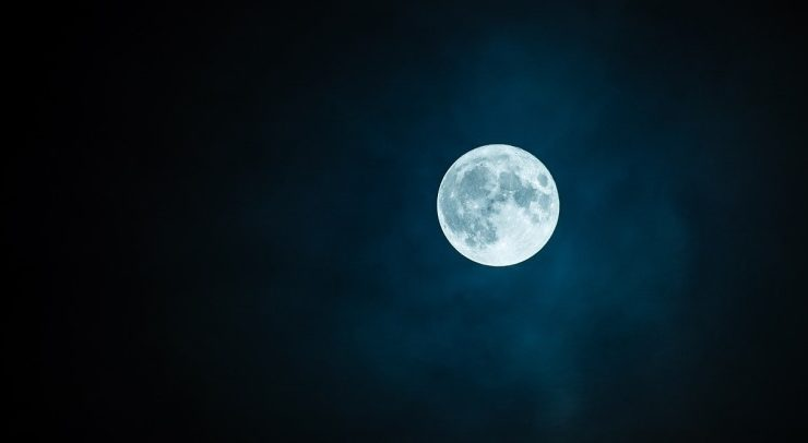 Pensieri lunari - Racconto di Maria Chatzikyriakidou