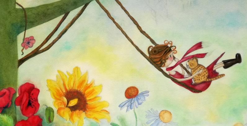 La Piccola Pettirosso e i suoi semini - Racconto di Elisa Peverati