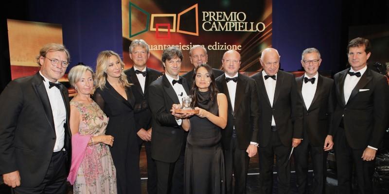 Rosella Pastorino vince il Premio Campiello 2018