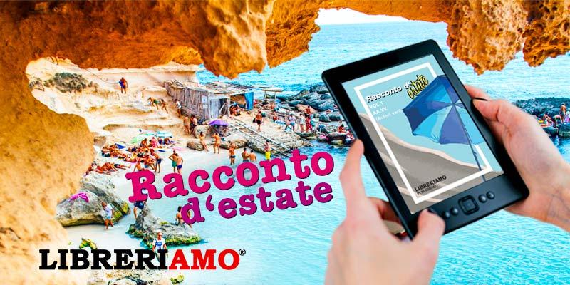 Racconto d'estate, l'open e-book con le storie estive degli italiani
