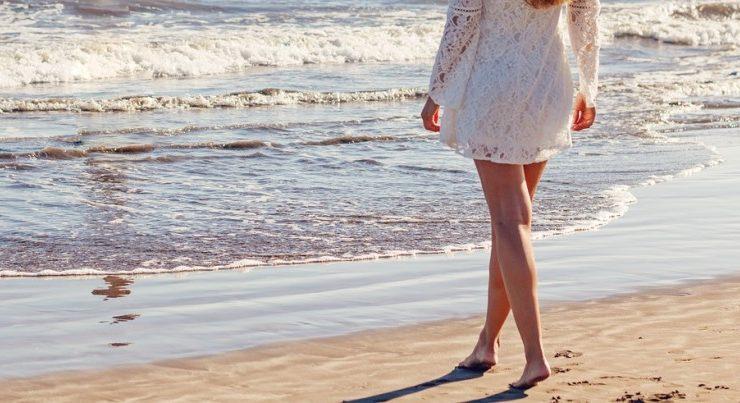 Fiocchi rosa in spiaggia - Racconto di Maria Pia Rosati