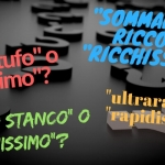 """""""Molto caro"""" o """"Carissimo""""? Il corretto uso del superlativo nella lingua italiana"""