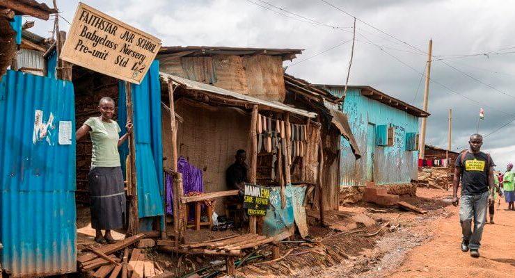 La Divina Commedia recitata dai ragazzi dello slum di Nairobi