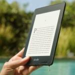Amazon lancia il nuovo Kindle Paperwhite, l'ereader resistente all'acqua