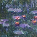 Le ninfee di Monet arrivano al cinema