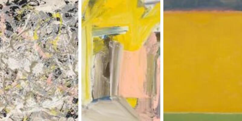 Pollock, a Roma arriva la mostra sull'action painting