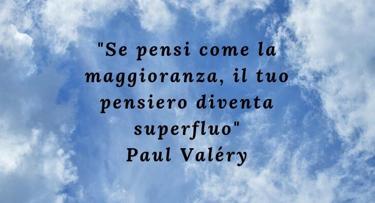 Paul Valéry, gli aforismi più celebri