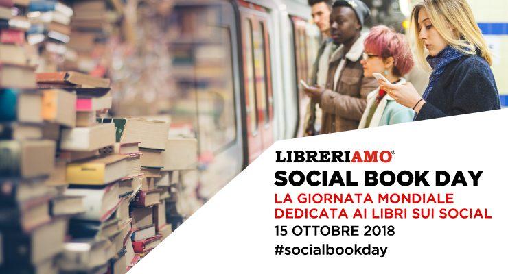 Arriva la sesta edizione del Social Book Day, la giornata mondiale del libro sui social