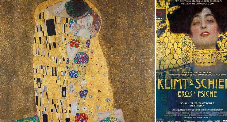 Arriva al cinema l'arte di Schiele e Klimt nella Vienna dell'epoca d'oro