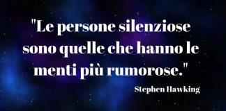 Stephen Hawking, le frasi più celebri dello scienziato di Cambridge